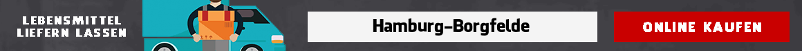 lebensmittel bringdienst Hamburg Borgfelde