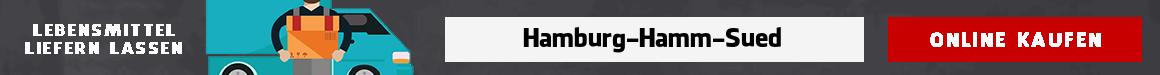 lebensmittel bringdienst Hamburg Hamm-Süd