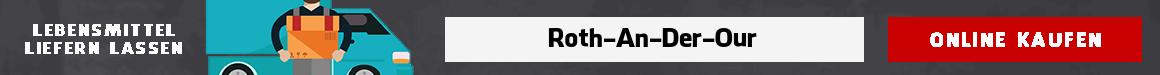 lebensmittel bringdienst Roth an der Our