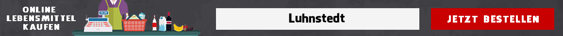 lebensmittel lieferservice Luhnstedt